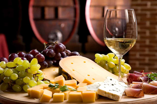 Private Chef - wine tour and cheese tasting