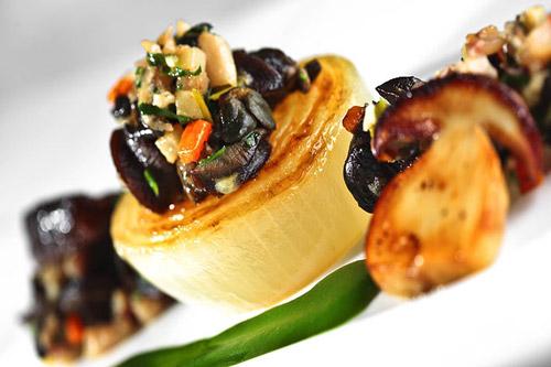 Private Chef - Foie Gras and Asparagus